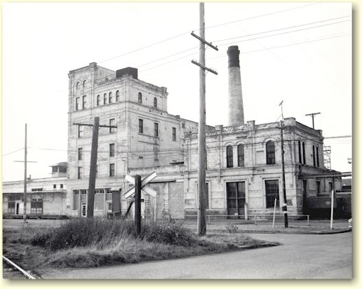 History Of The Bellingham Bay Brewery