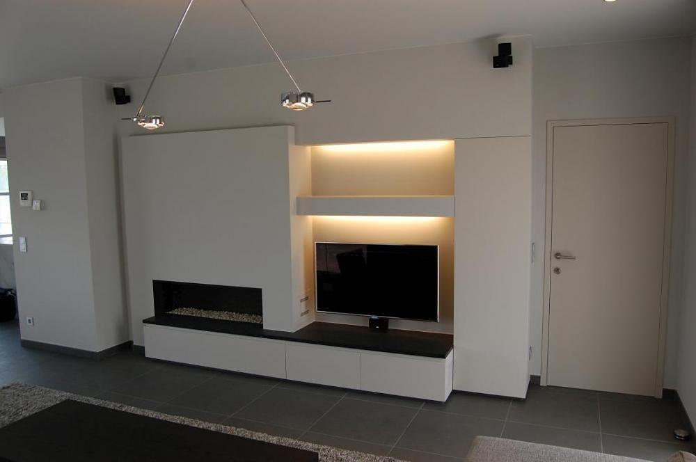 Interieurarchitect - Lievens Interiors : Open haarden | interieur ...