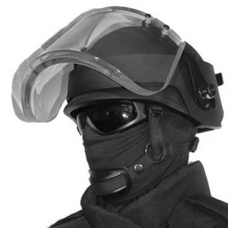 8bfd1a07 SecPro Ballistic Visor/ Face Shield Level IIIA | Arsenal | Airsoft ...