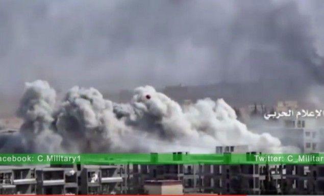 Σφοδρές μάχες με τους τζιχαντιστές στο Χαλέπι (vid) > http://arenafm.gr/?p=220765