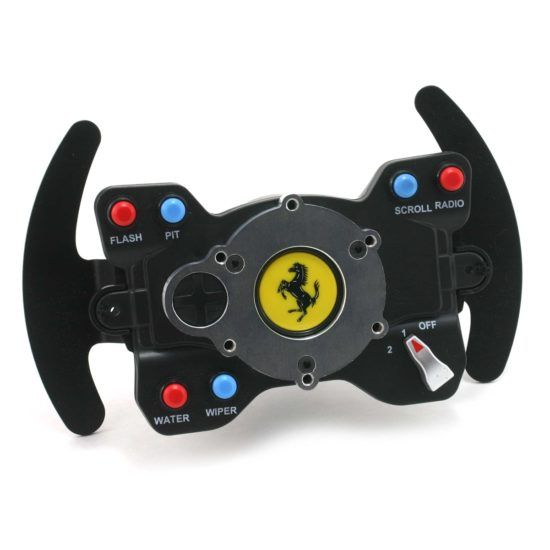Want a DIY custom wheel rim for your Thrustmaster TX or T300