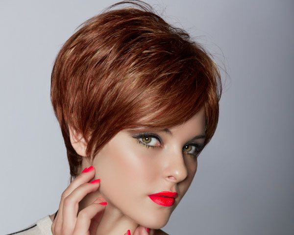 Short Layered Haircuts: Short Hairstyles For Women