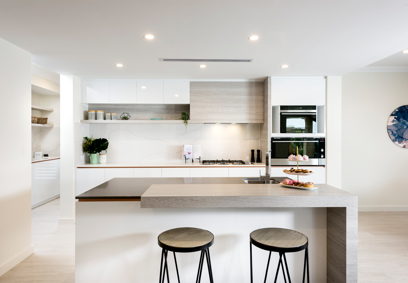 Home Builders Australia | Kitchen | Scullery | Display Home | New ...