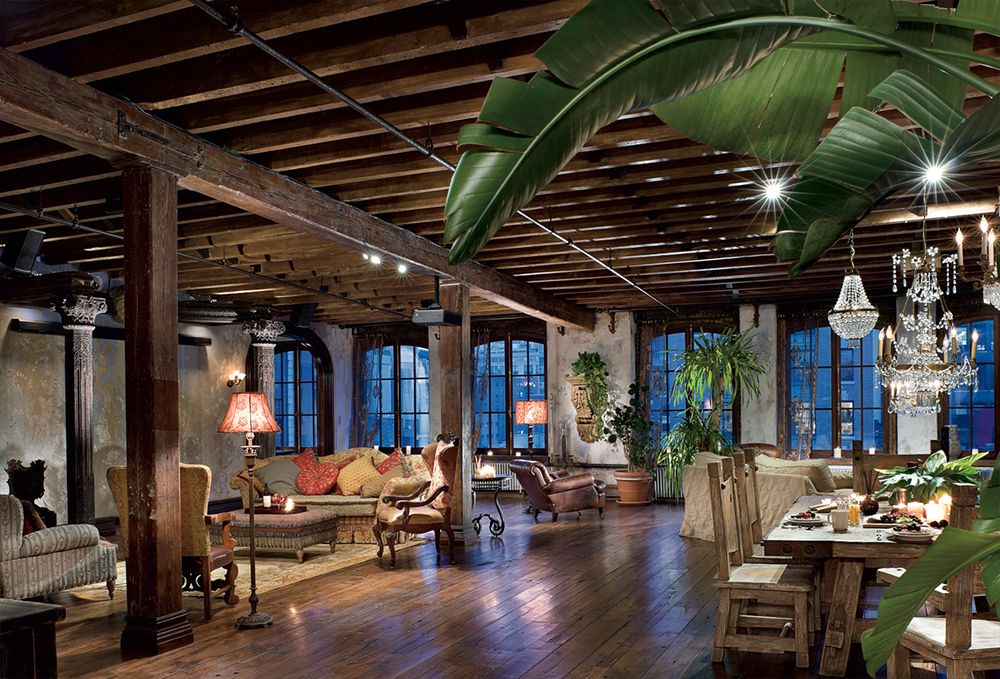 Gerard Butler Lists Old World Loft In New York City Nyc Loft New York Loft Ny Loft