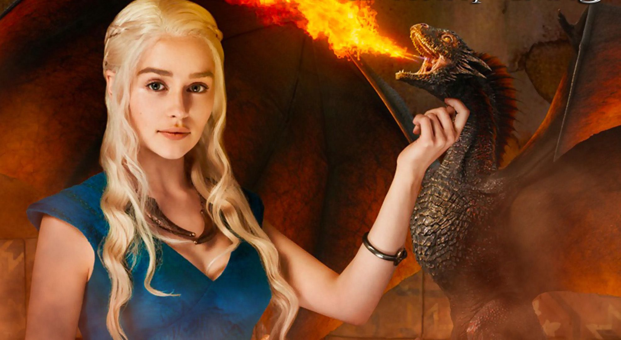 Emilia Clarke Game Of Thrones Wallpaper: Emilia Clarke Wallpaper Game Of Thrones : HD Wallpapers
