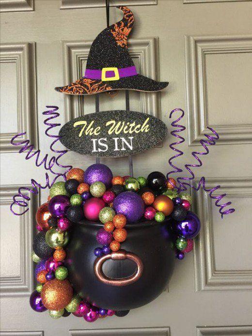 Diy Halloween Dekorationen   – Seasonal – Halloween – #Dekorationen #DIY #Hallow…