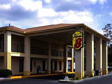 Defuniak Springs Fl Super 8 Hotel United States North America Stop