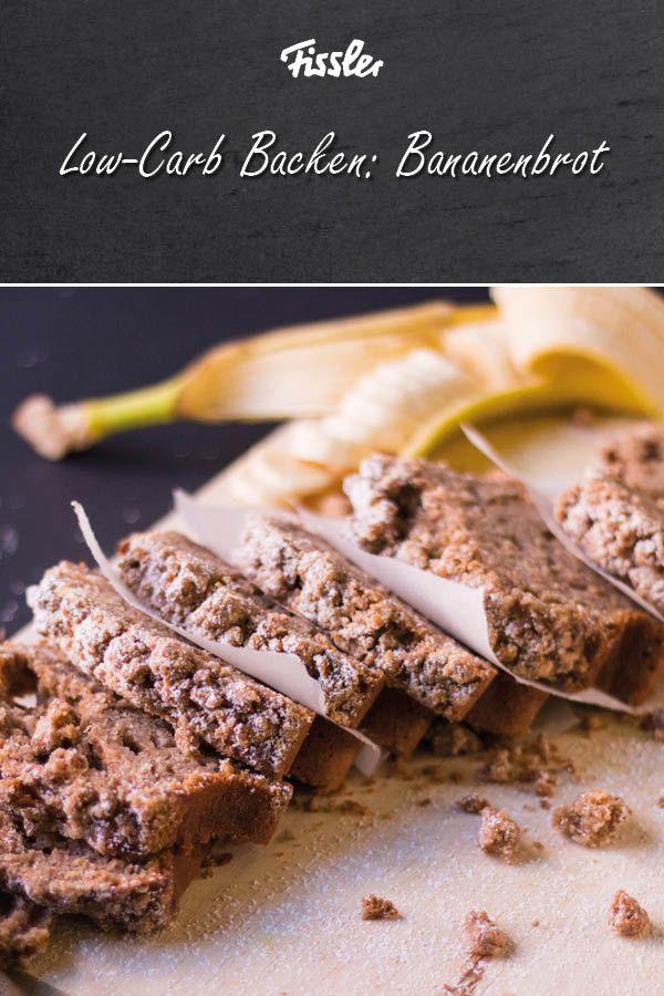 Bananenbrot - leckere Kuchenalternative