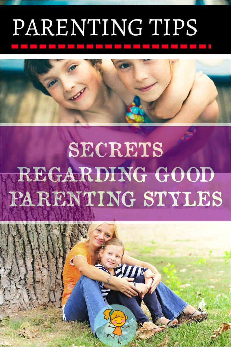 Types of Parenting Styles and How You Can Help Your Child