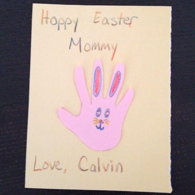 Easter Craft For Infant