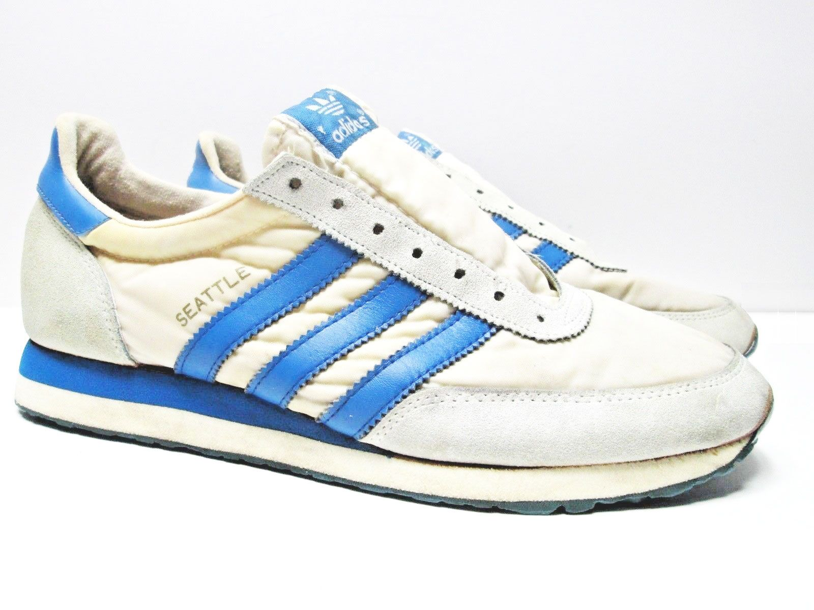 59167e06c627 Vintage 70s 80s Adidas Seattle sneakers 🔥