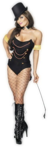 good corset for ringmaster  halloween and costumes