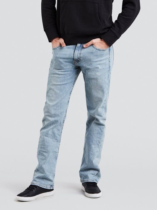 a7e435395a3 527™ Slim Boot Cut Men's Jeans | Products | Jeans, Stretch jeans ...