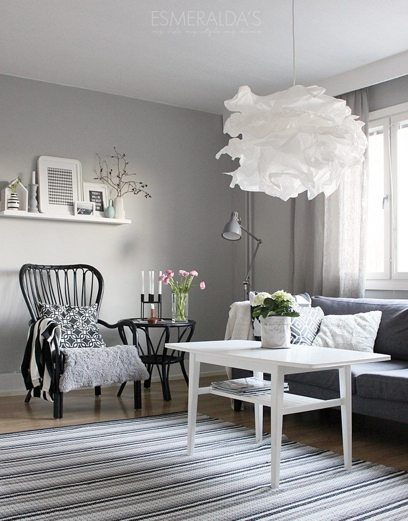 beautiful ikea krusning ruttuista esmeraldaus with lampe salon ikea. Black Bedroom Furniture Sets. Home Design Ideas