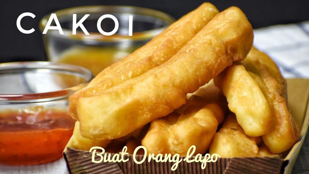 Cakoi Sedap Dan Lembut Youtube Food Malaysian Food Recipes