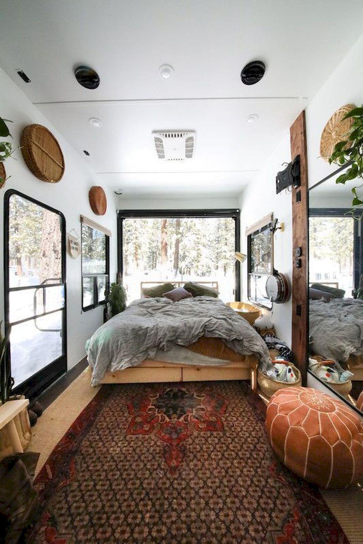 40+ Incerdible Photo Gallery Rustic RV Interior Small