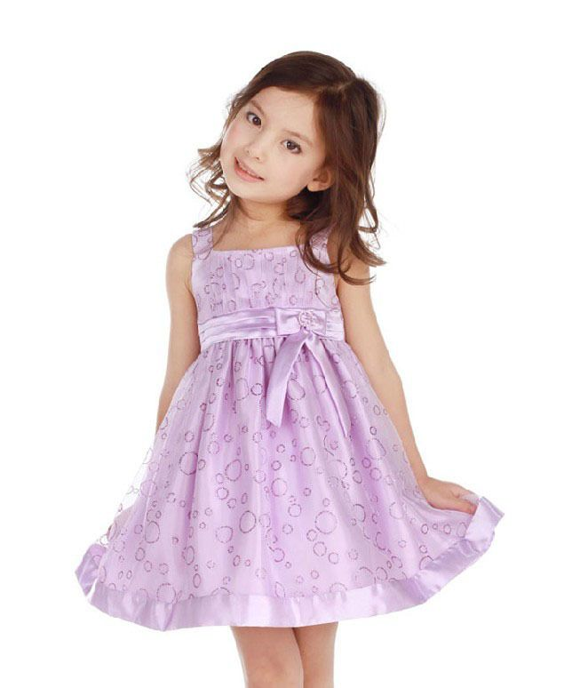 Vestidos Niñas Buscar Con Google Vestido Bonito