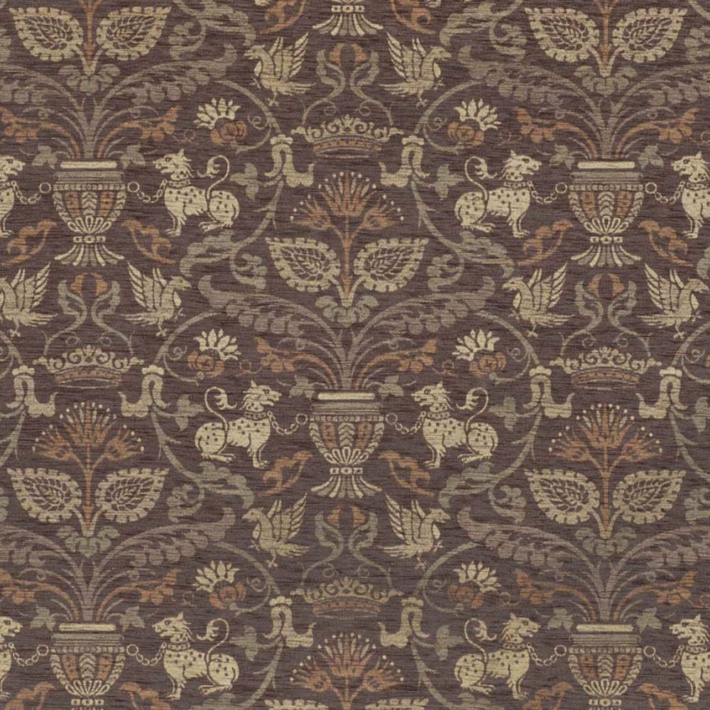 Celtic Medieval Upholstery Fabric Guinevere Medieval Tristram