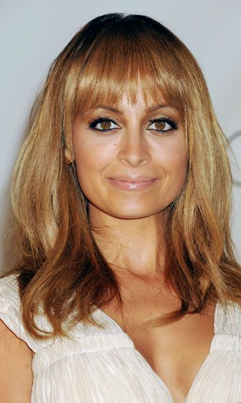 Got a Square Face Shape? Try Out These Styles   Wide face, Bangs and ...