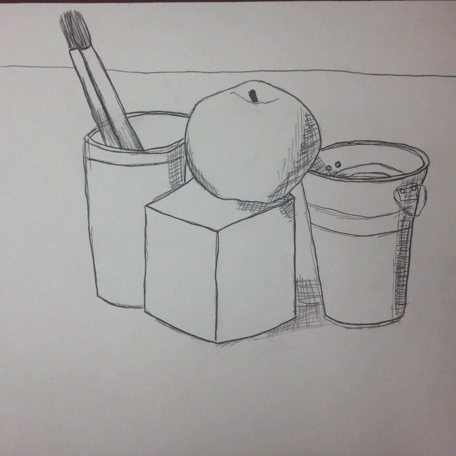 Little Dog Art Blog Art Lessons Middle School Middle School Art Projects 6th Grade Art