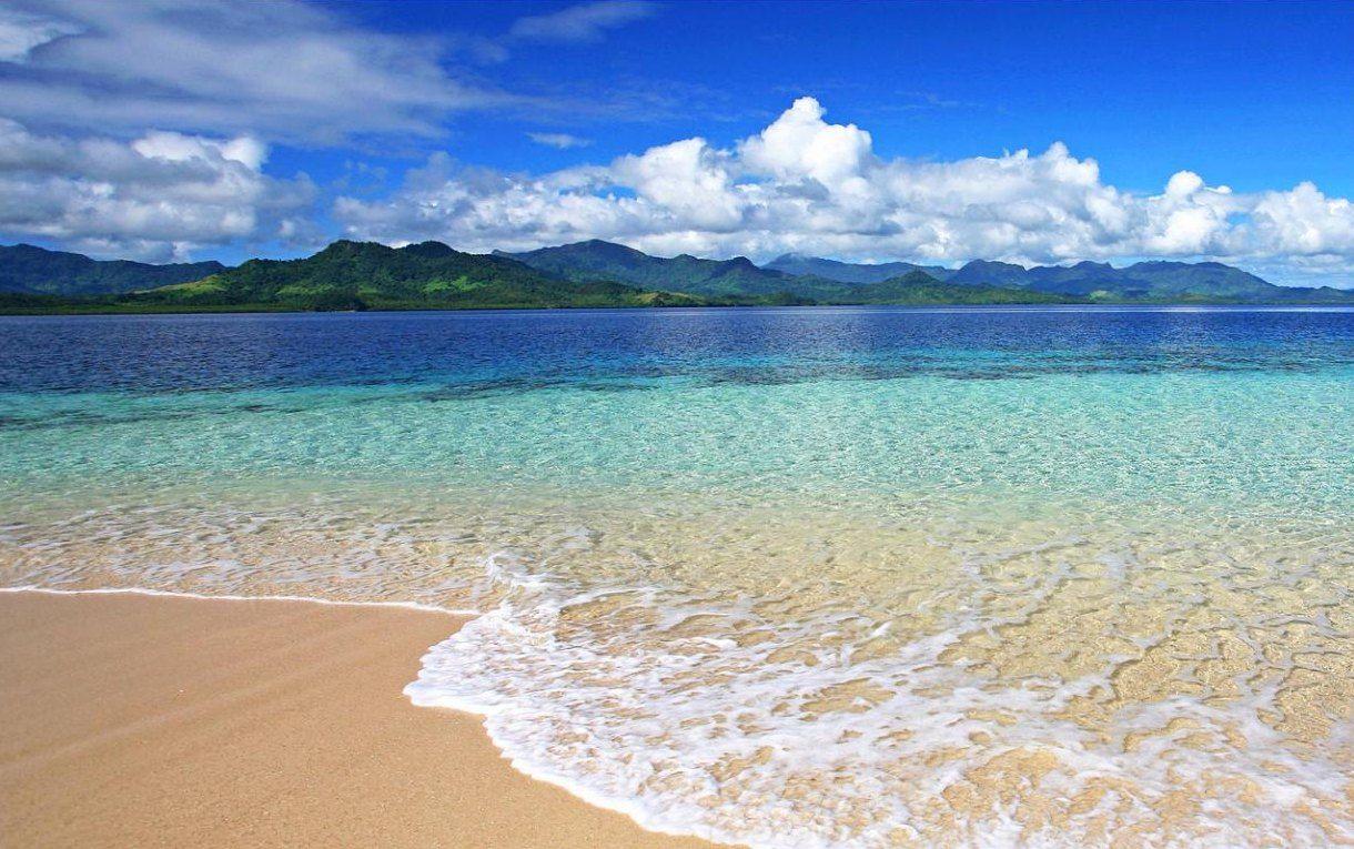 Inilah 10 Gambar Pemandangan Pantai Yang Menakjubkan Dengan