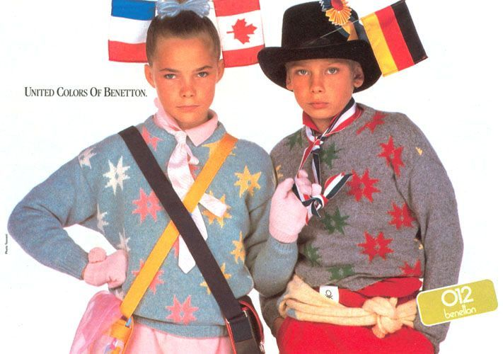 image result for united colors of benetton 80s ad ah the 80s pinterest colors and search - United Color Of Benetton