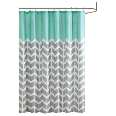 Intelligent Design Nadia Shower Curtain | AllModern