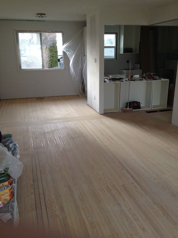 I Am So Hy With How Our Floors Turned Out But We Definitely Learned A Lot Along The Way Here S Did It And What Would Do Diffely