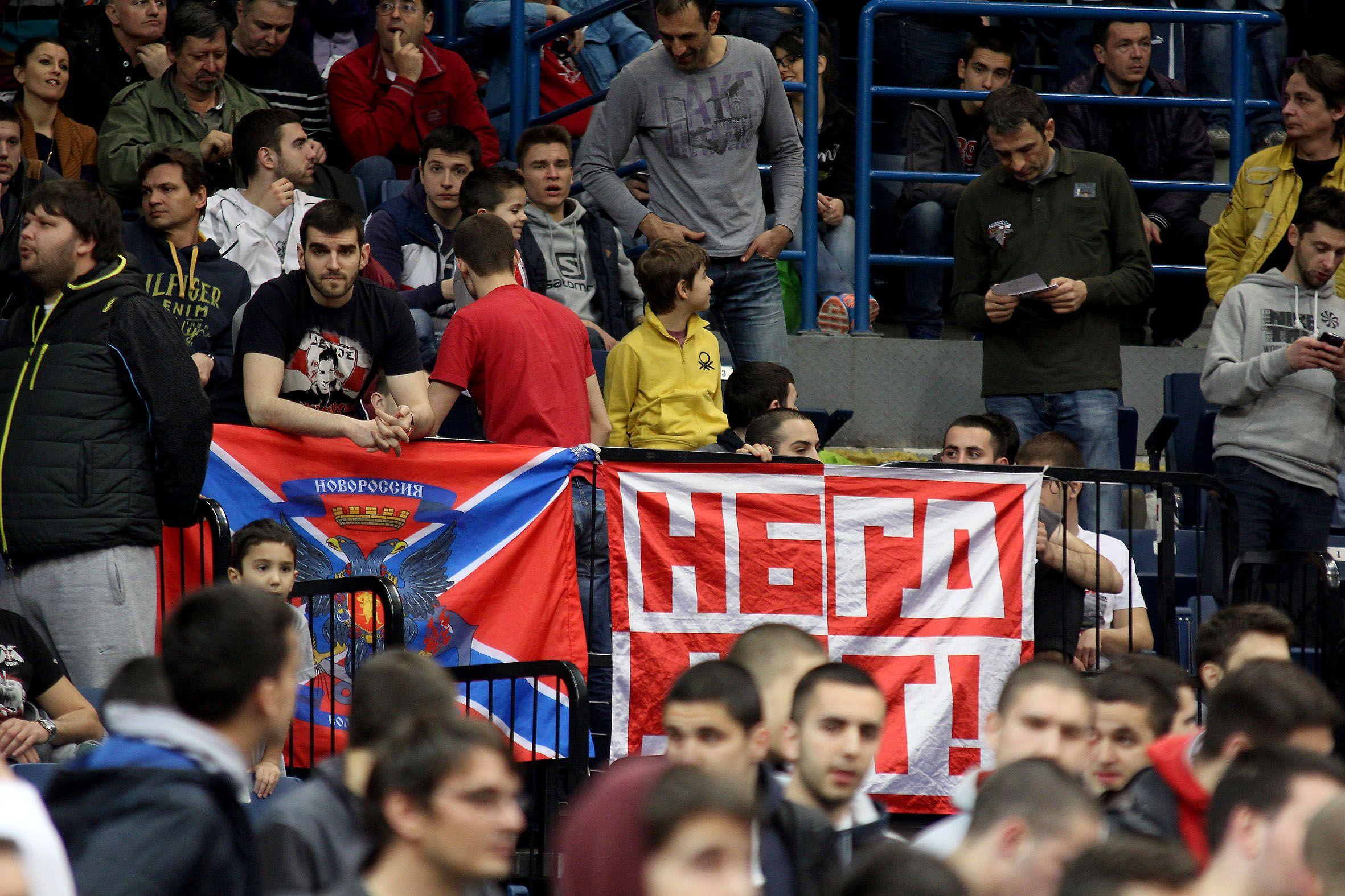 Evroliga Crvena Zvezda Barselona 19.03.2015. Foto