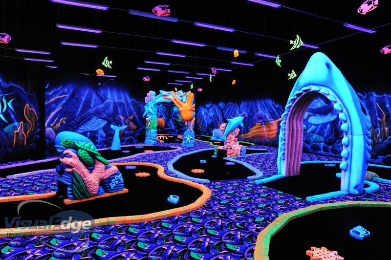 Glow Golf This Year At Fairyblossom We Ll Be Hosting A