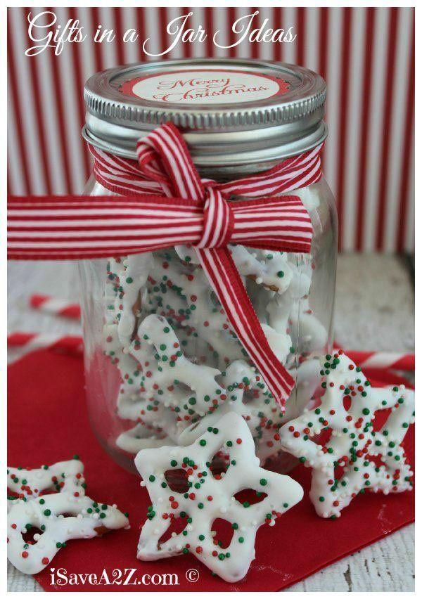 17 weihnachtliche ideen mit gl sern seite 3 von 17 diy bastelideen weihnachten. Black Bedroom Furniture Sets. Home Design Ideas
