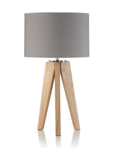 Modern tripod table lamp marks spencer