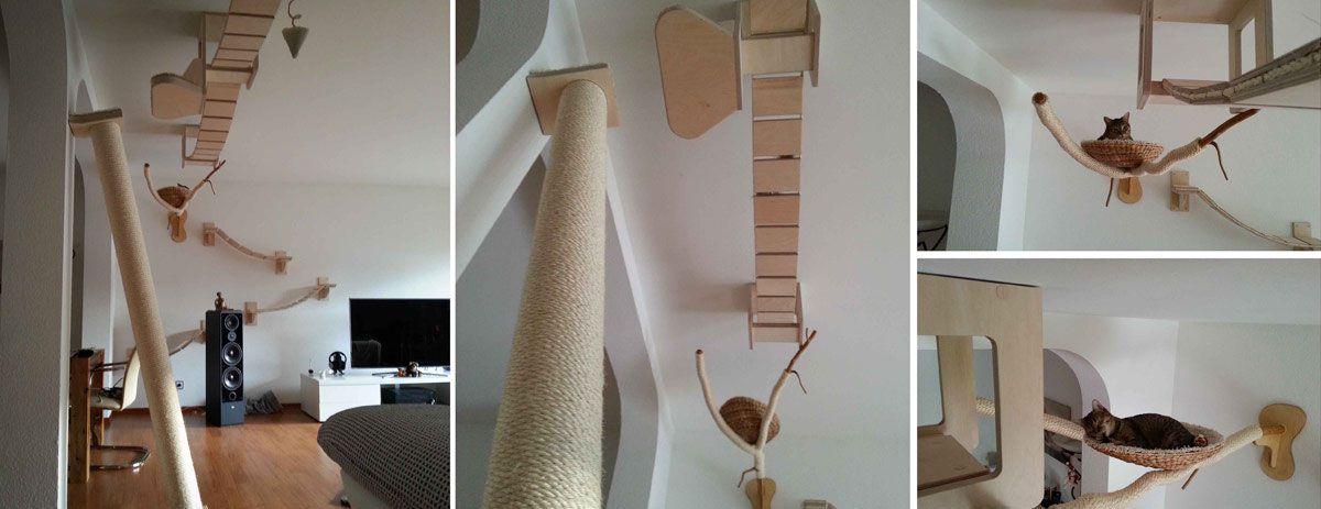 katzenm bel katzengerechte qualit tsm bel cat attack pinterest katzenm bel startseiten. Black Bedroom Furniture Sets. Home Design Ideas