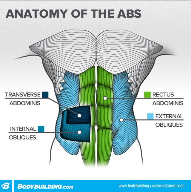 The Ab Exercise Women Shouldn\'t Do | Anatomy, Bodybuilding fitness ...