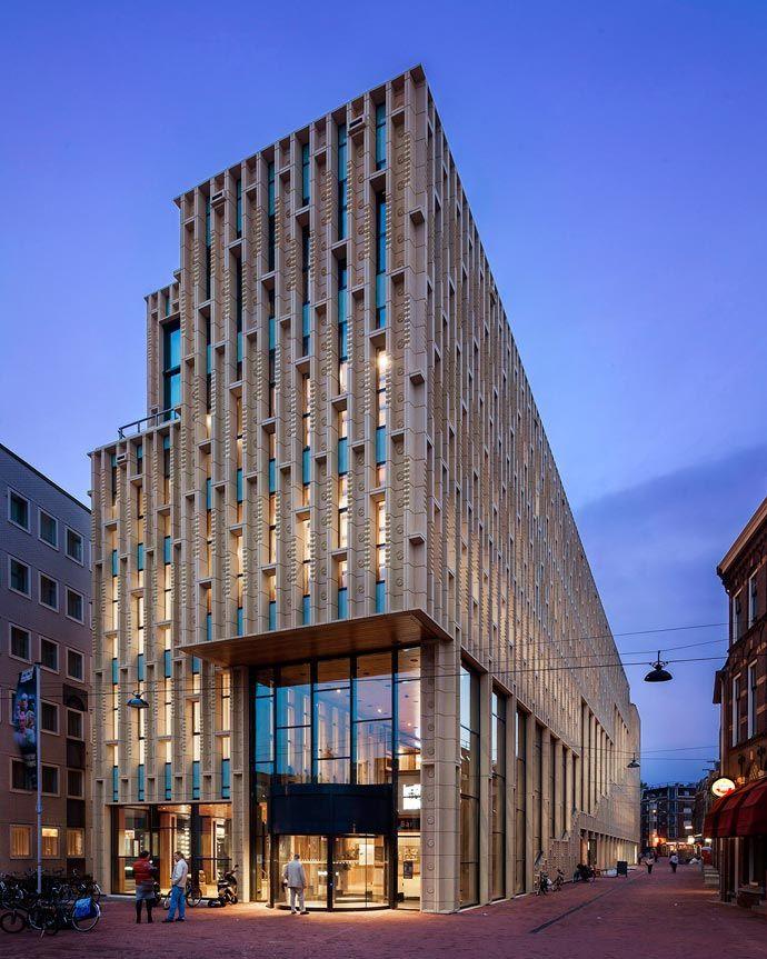 Photo: scagliolabrakkee © Neutelings Riedijk Architecten