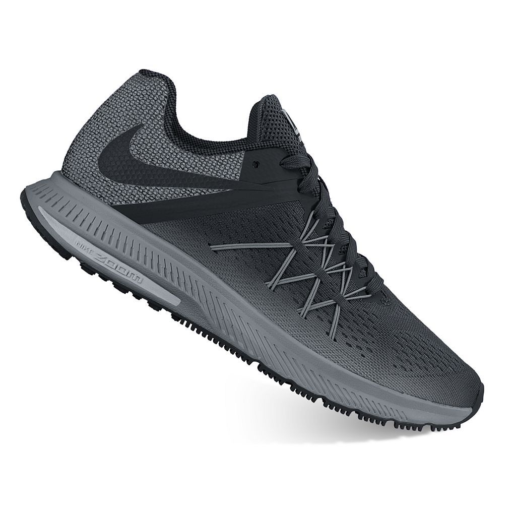 new arrivals 5d361 f5d12 Nike Zoom Winflo 3 Shield Women s Water-Resistant Running Shoes