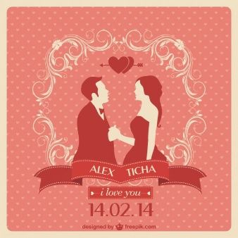 Wedding design free vector pinterest wedding designs and wedding design free vector invitation stopboris Gallery