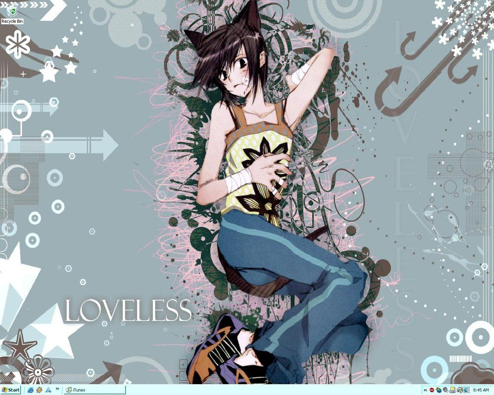 Loveless by Yazookun Kůň