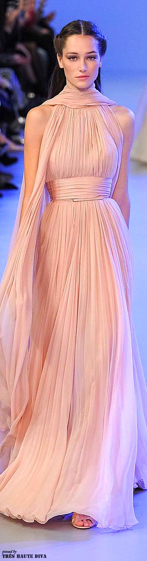 Elie Saab #Spring 2014 #Couture #fashion #dress #elegant #gown ...
