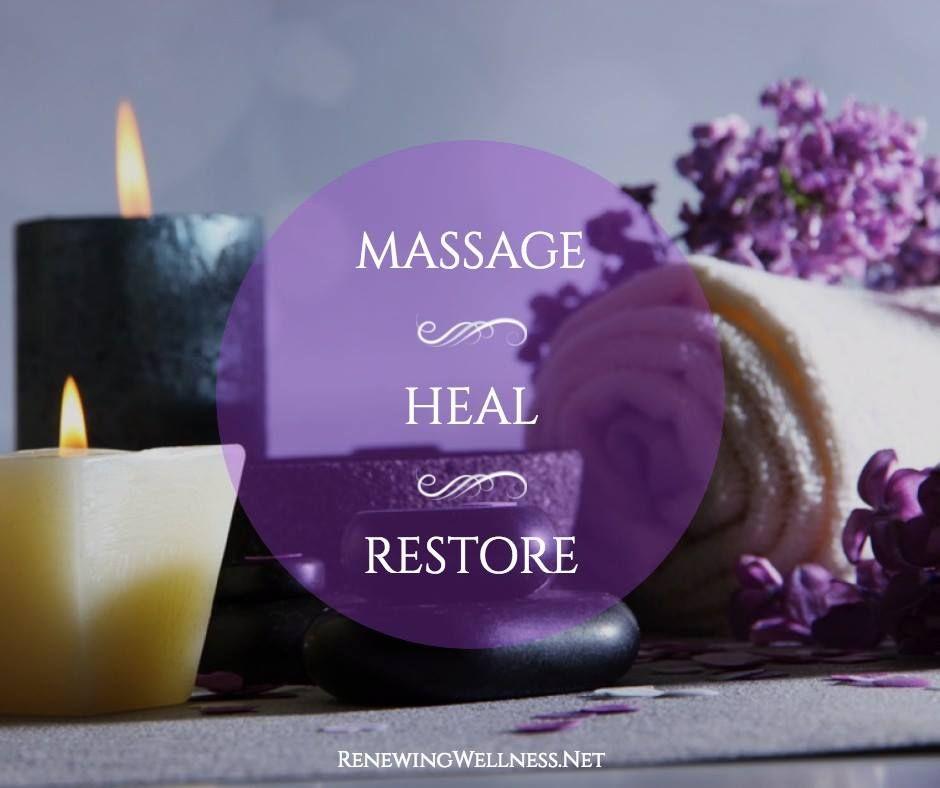 Massage that heals