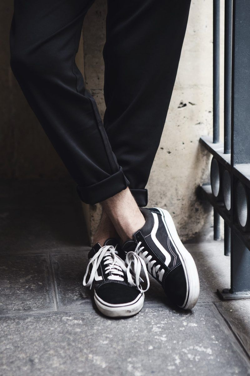 vans old skool - street style - mode homme - influenceur | S ...