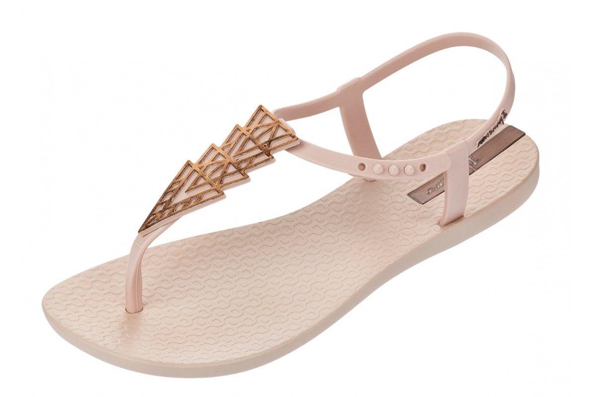 df4d2416d3ba8 Ipanema Charm II Blush T Bar Women s Flat Sandals