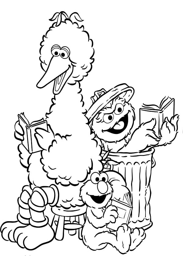 Pin By Destiney Mcclellan On Muppets Elmo Coloring Pages Sesame Street Coloring Pages Halloween Coloring Pages
