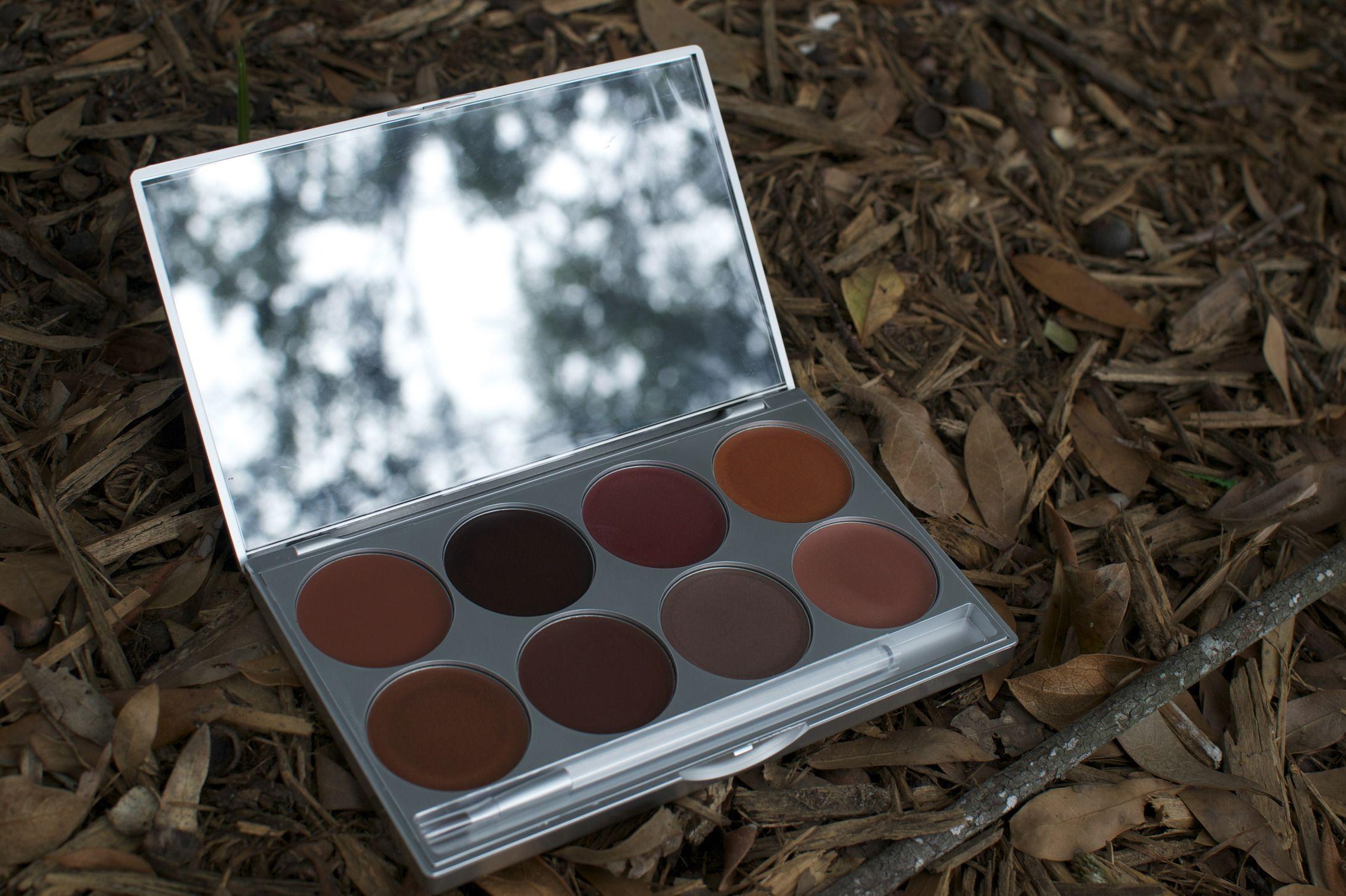 A Black Opal lipstick palette Lipstick kit