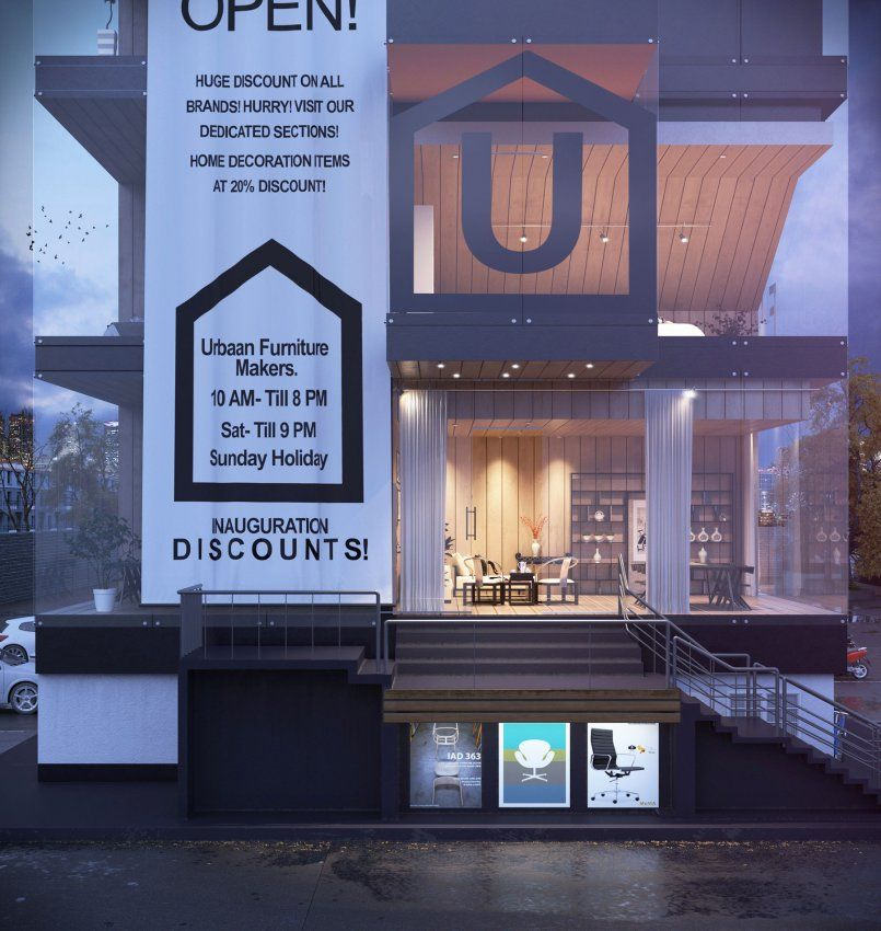 Urbaan Home Building Renovation: MUN Architects, Corona Interactive Case Study.