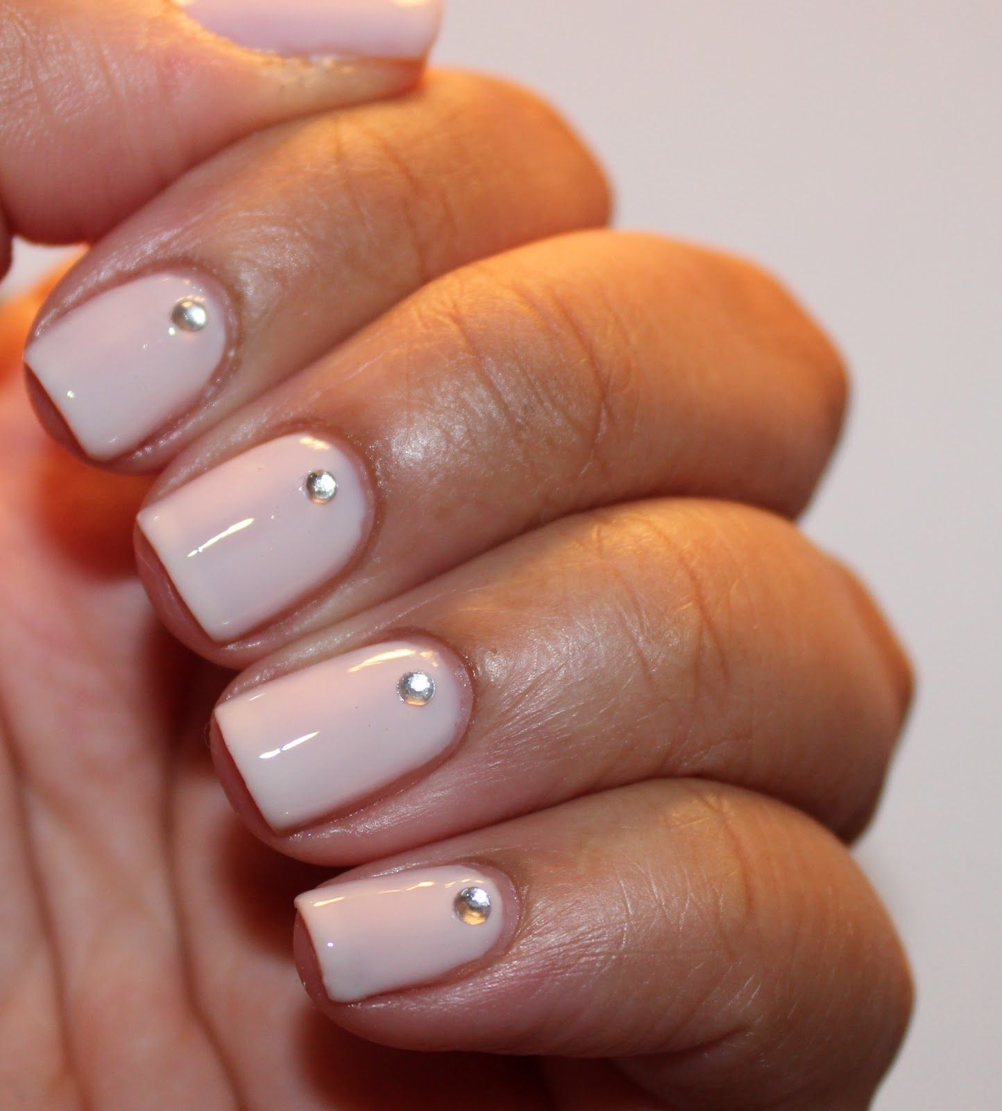 bridal manicure - Google Search | Wedding - Nails | Pinterest ...