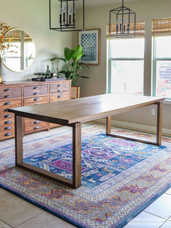 Made from Scratch: 25 DIY Dining Tables images