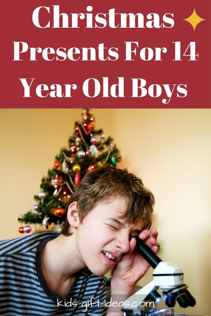 Best Ideas For Gifts 14 Year Old Boys Will Love | Gift Guide ...