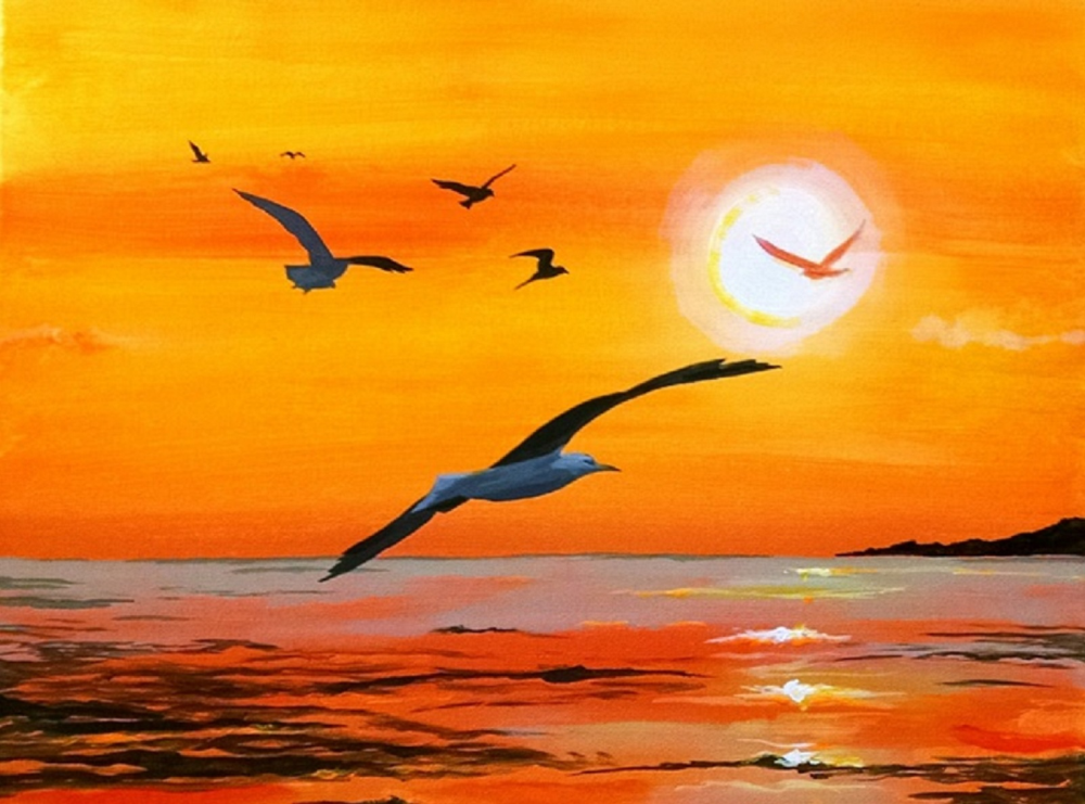 """""""The bird who dares to fall, is the bird who learns to"""