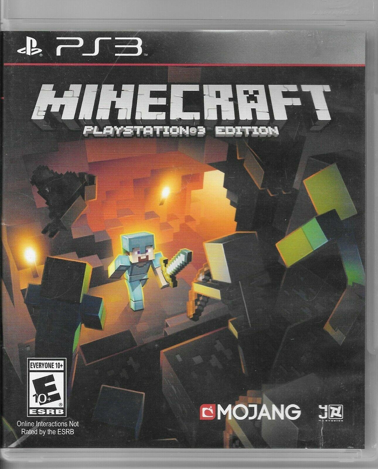 Minecraft Playstation 3 Edition Mojang 2014 Ideas Of Minecraft Minecraft In 2020 Playstation Minecraft Best Graphics